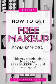 how to get free makeup from sephora in 2020 get free