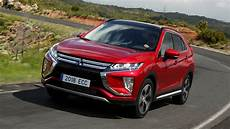 2018 mitsubishi eclipse cross review top gear
