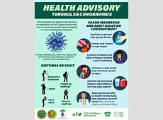 how to avoid coronavirus
