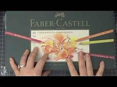 faber castell polychromos review unboxing and product talk