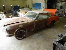 Sell Used 1965 MUSTANG CONVERTIBLE 4 SPEED 289 V 8 PROJECT