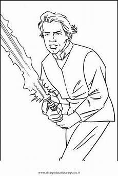 disegno luke skywalker 02 categoria fantascienza da colorare