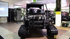 2015 deere gator 825i s4 xuv with trail kit