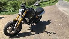 Essai Ducati Scrambler 1100 Sport