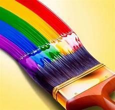 rainbow paintbrush whimsical 4 paint brushes painting artist painting