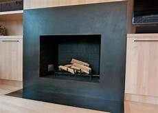 camino in ferro metal surround for fireplace fireplace in 2019 metal