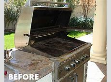 Basic Steps to Repair BBQ Grill Surface Rust   The Fringe