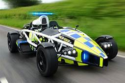 Ariel Atom The Future Of Police Cars  Picture Week UK