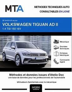 Revue Technique Volkswagen Tiguan Neuf Occasion Ou
