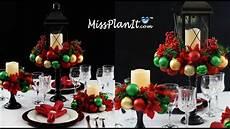 Decorations Diy by Diy Ornament Table Centerpiece 50 Diy