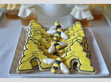Beehive Cookies, Part Of The Bee Experience Dessert Table