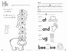 alphabet activities learning my letters hh with images