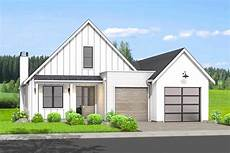 contemporary house plans with walkout basement plan 67782mg modern ranch home plan with option for walk