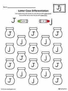 letter j worksheets for grade 1 23163 letter recognition worksheet letter j myteachingstation