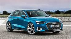 2021 audi a3 sportback debuts with posh design all new