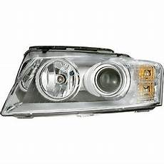 bi xenon led tfl left side drivers headlight for audi a8