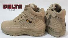 sepatu delta made in usa 6 inchi tactical boots youtube