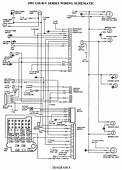 WIRING DIAGRAM 2001 TAHOE EVAP SOLENOID  Auto Electrical