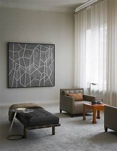 Wohnzimmer In Grau - how to decorate with the color taupe