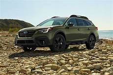 2020 subaru outback familiar on its all new