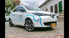 Nuevo Renault Zoe 2018 Auto 100 El 233 Ctrico En Colombia