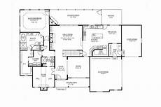 craftsman style house plan 4 beds 4 baths 3290 sq ft