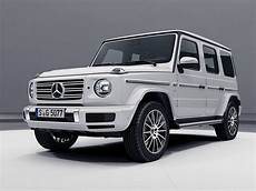 2019 mercedes g class amg line gives a hint of upcoming