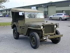 Used 1942 Willys All Models For Sale In Yorkshire