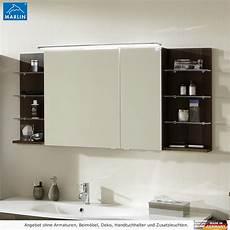 marlin 3160 motion spiegelschrank 150 cm mit regalen links