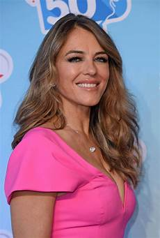 Elizabeth Hurley Elizabeth Hurley At Kinder Chocolate 50th Anniversary 10