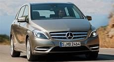 Mercedes B Class B 200 Blueefficiency At 2019