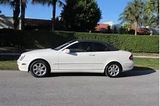 2004 Mercedes Clk 320 Convertible 182770