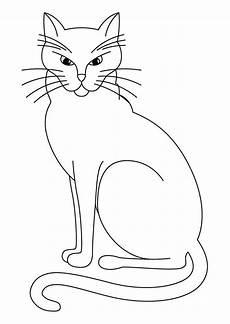 dessin facile chat dessin de chat facile a faire