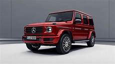 2019 mercedes g class goes with optional package