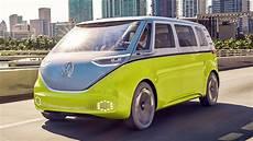 All Electric Volkswagen Microbus Kombi Confirmed For