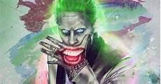 Gambar Joker Jared Leto Gambar Joker