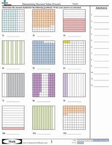 introducing decimals worksheets 7174 decimal worksheets education decimals worksheets teaching math 4th grade math