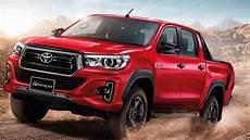 2019 Toyota Hilux Revo 2019 Toyota Hilux 4x4 2019