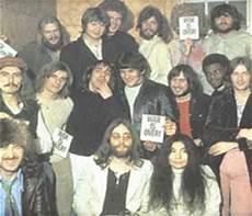Plastic Ono Band Members
