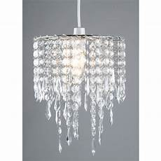 buy home beaded shade clear at argos co uk your online shop for l shades lighting home