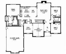 cordwood house plans cordwood traditional ranch home plan 051d 0015 house