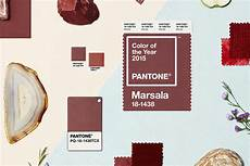 Pantone Color Of The Year 2015 Marsala
