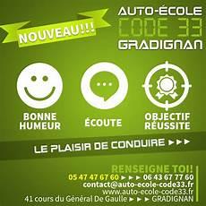Auto Ecole Gradignan Banni 232 Res Pour L Auto 233 Cole Code 33 De Gradignan