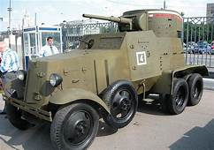 Various Armored Cars  Civilian Military Intelligence Group