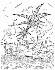 Gratis Malvorlagen Regenschirm Island Island Coloring Page At Getcolorings Free Printable