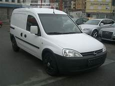 opel combo 1 3 cdti 2010 box type delivery photo and specs