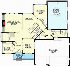 5 bedroom craftsman house plans new plan hs 5 bedroom