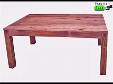 Bricolage Comment Fabriquer Une Table En Bois 224 Usage