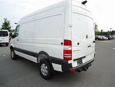 2015 Mercedes Benz Sprinter 2500 M2CA144 Cargo Van High