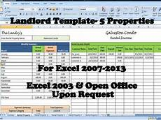 landlord rental income and expenses tracking spreadsheet 5 80 properties being a landlord